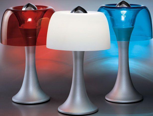 Amélie lampada da tavolo bianco by fontana arte made in design