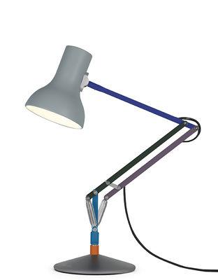 Lampe de table Type 75 Mini / By Paul Smith - Edition n°2 - Anglepoise multicolore en métal