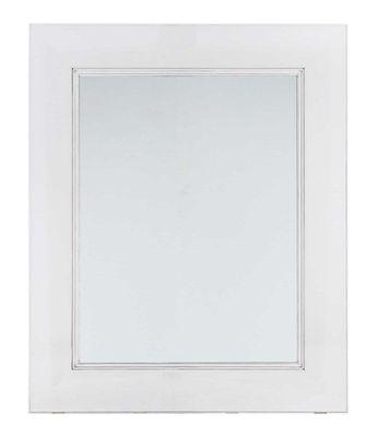 Miroir mural Francois Ghost / 65 x 79 cm - Kartell transparent en matière plastique