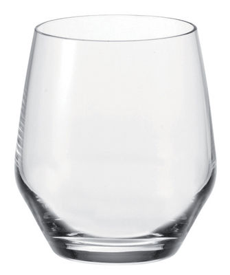 Image of Bicchiere da whisky Twenty 4 di Leonardo - Trasparente - Vetro