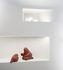 Figurine Orso Small / Céramique modelée 3D - L 18 cm - Moustache