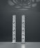 Lampada a stelo New Nature LED - / Bluetooth di Artemide