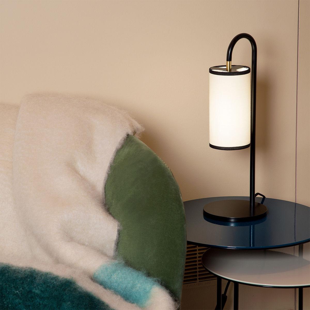 Lampada Da Tavolo Tokyo Di Maison Sarah Lavoine Bianco Nero Made In Design