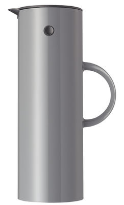 Pichet isotherme Classic / 1 L - Stelton gris granit en matière plastique