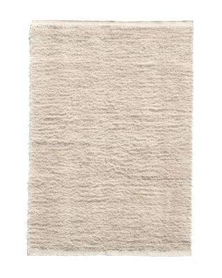 Decoration - Rugs - Well Being Rug - / 170 x 240 cm - Eco-designed by Nanimarquina - Beige - Afghan wool