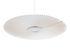 Suspension Carmen Large / LED - Ø 128 cm - Tissu plissé - Hartô