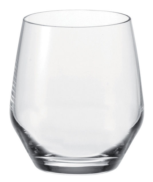 Arts de la table - Verres  - Verre à whisky Twenty 4 - Leonardo - Transparent - Gobelet - Verre Teqton