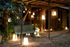 Balad LED Wireless lamp - / H 13.5 cm - Set of 3 lamps by Fermob