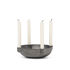 Bowl  Small Candelabra - / Ø 14 cm - Brass by Ferm Living