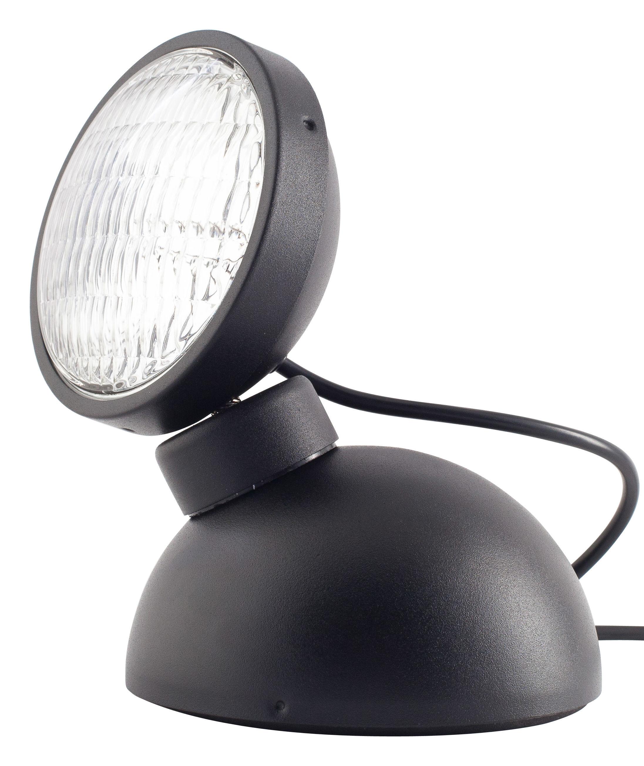 Illuminazione - Lampade da tavolo - Lampada da tavolo 1969 di Azimut Industries - Nero - metallo laccato