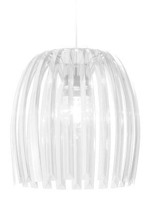 Luminaire - Suspensions - Suspension Josephine XL / Ø 50 x H 47,5 cm - Koziol - Blanc lait - Polystirol