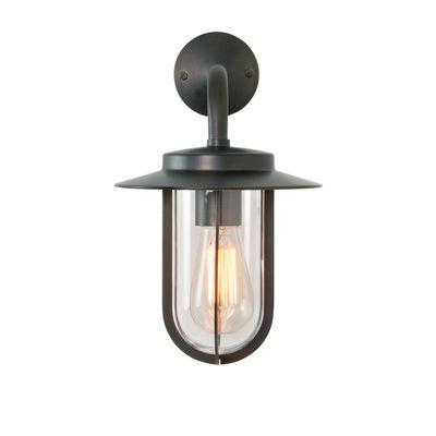 Illuminazione - Lampade da parete - Applique Montparnasse - / Vetro di Astro Lighting - Bronzo - Vetro, Zinco