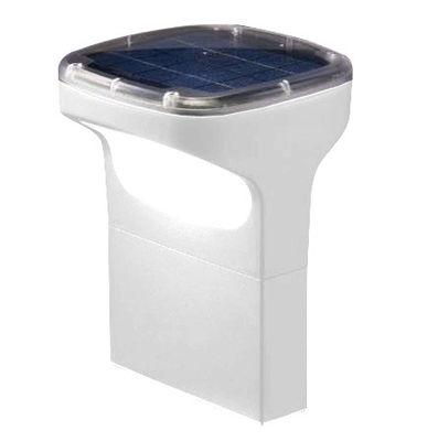 Lighting - Outdoor Lighting - Sky Garden light - Solar power - H 28 cm by Luceplan - Solar energy version - White - Aluminium, Methacrylate