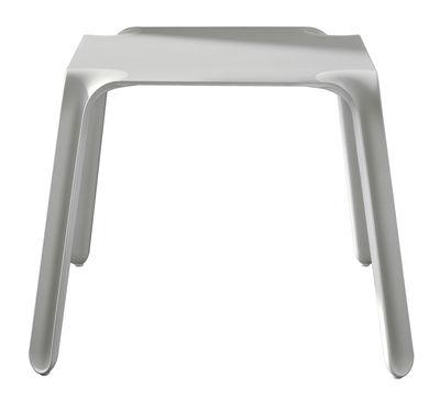 Gartentisch Easy Von Magis 75 X 75 Cm Weiß H 716 Made In Design
