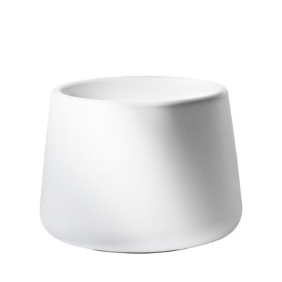 Pot de fleurs Tubby 2 Ø 60 cm - Magis blanc en matière plastique