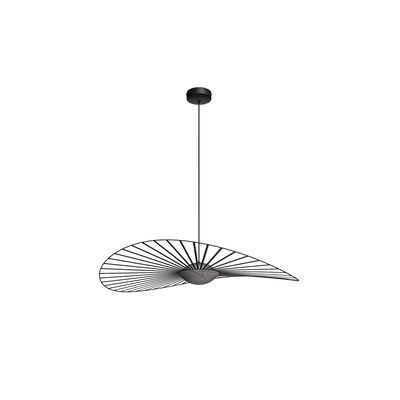 Luminaire - Suspensions - Suspension Vertigo Nova LED / Ø 110 cm - Petite Friture - Noir - Fibre de verre, Polyuréthane, Verre triplex