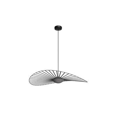 Suspension Vertigo Nova LED / Ø 110 cm - Petite Friture noir en matière plastique