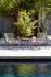Table d'appoint Loop / Cordage polyéthylène tissé main - Vincent Sheppard