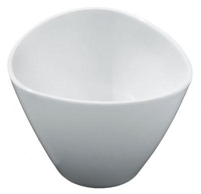 Arts de la table - Tasses et mugs - Tasse à thé Colombina - Alessi - Tasse blanche - Porcelaine Bone China