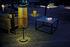 Tavolino Fire Table - / Postazione Per Camino bioetanolo - 80 x 80 cm di Unopiu
