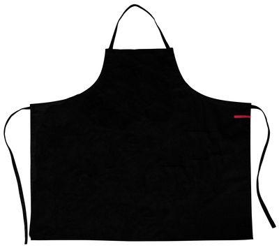 Kitchenware - Tea Towels & Aprons - Apron by L'Atelier du Vin - Black - Cotton