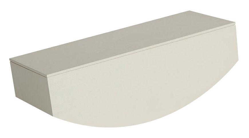 Déco - Boîtes déco - Boîte Balance Box / à bascule - Bois - Compartimentée - Umbra Shift - Gris clair - Bois de frêne peint