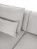 Coussin de dossier / Pour canapé In Situ - 65 x 45 - Muuto