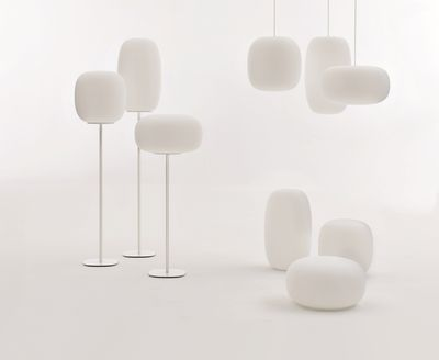 Myyour Pandora Small Floor Lamp White