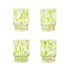 Tortoise Glass - / Set of 4 by & klevering