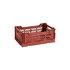 Panier Colour Crate Small / 26 x 17 cm - Hay