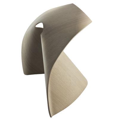 Mobilier - Tabourets bas - Tabouret Ap / Bois - Lapalma - Chêne blanchi - Multiplis finition chêne blanchi