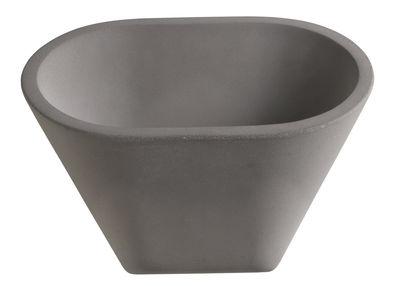 Illuminazione - Lampade da parete - Applique Aplomb LED - / Cemento di Foscarini - Cemento grigio - Cemento, Metallo