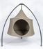 Domo Hanging armchair - / Tent - Ø 180 cm - 2 people by Cacoon
