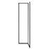 Lampada a stelo Spigolo LED - / 44 x 64 x H 178 cm di Nemo