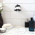 Mr Razor Razor holder - / With suction cup by Pa Design
