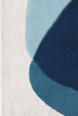 Serge Rug 220 X 180 Cm Blue Grey By Hart 244 Made In