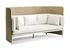 Esedra Sofa / L 191 cm - Geflochtene Kunstfaser - Ethimo