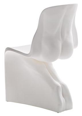 Möbel - Stühle  - Him Stuhl - Casamania - Weiß - Polyäthylen