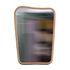 Organique Medium Wall mirror - / 64 x 90 cm - Rattan by Maison Sarah Lavoine
