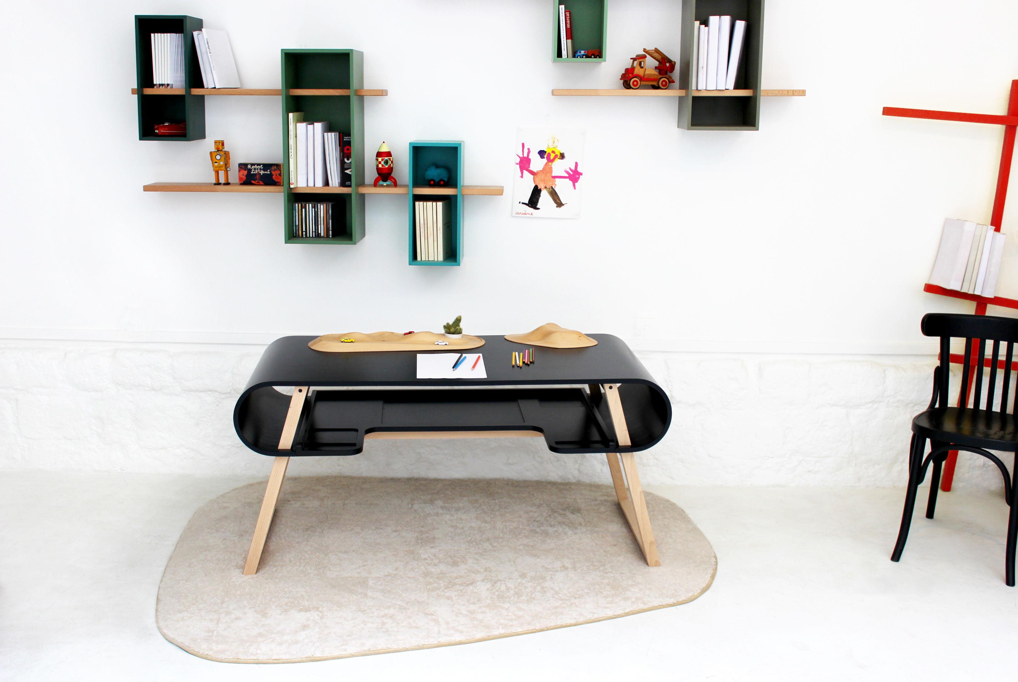 accessoire f r schreibtisch rubens set aus auto rennstrecke berg holz gewachst by. Black Bedroom Furniture Sets. Home Design Ideas
