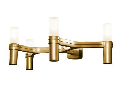 Applique Crown / L 48 cm - Nemo or mat en métal