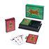 Jeu de cartes Tiger Lacquer / 2 jeux de cartes dans coffret bois laqué - Jonathan Adler