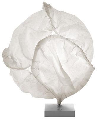 Lampe de table Cloud Ø 48 cm - Belux blanc cassé en matière plastique