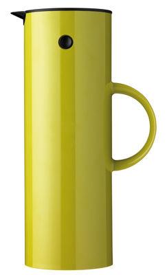 Pichet isotherme Classic / 1 L - Stelton lime en matière plastique