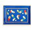 Plateau Full Dose Rectangle / Vide-poches - Or 16 carats - Jonathan Adler