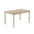Table Linear WOOD / Bois - 140 x 85 cm - Muuto