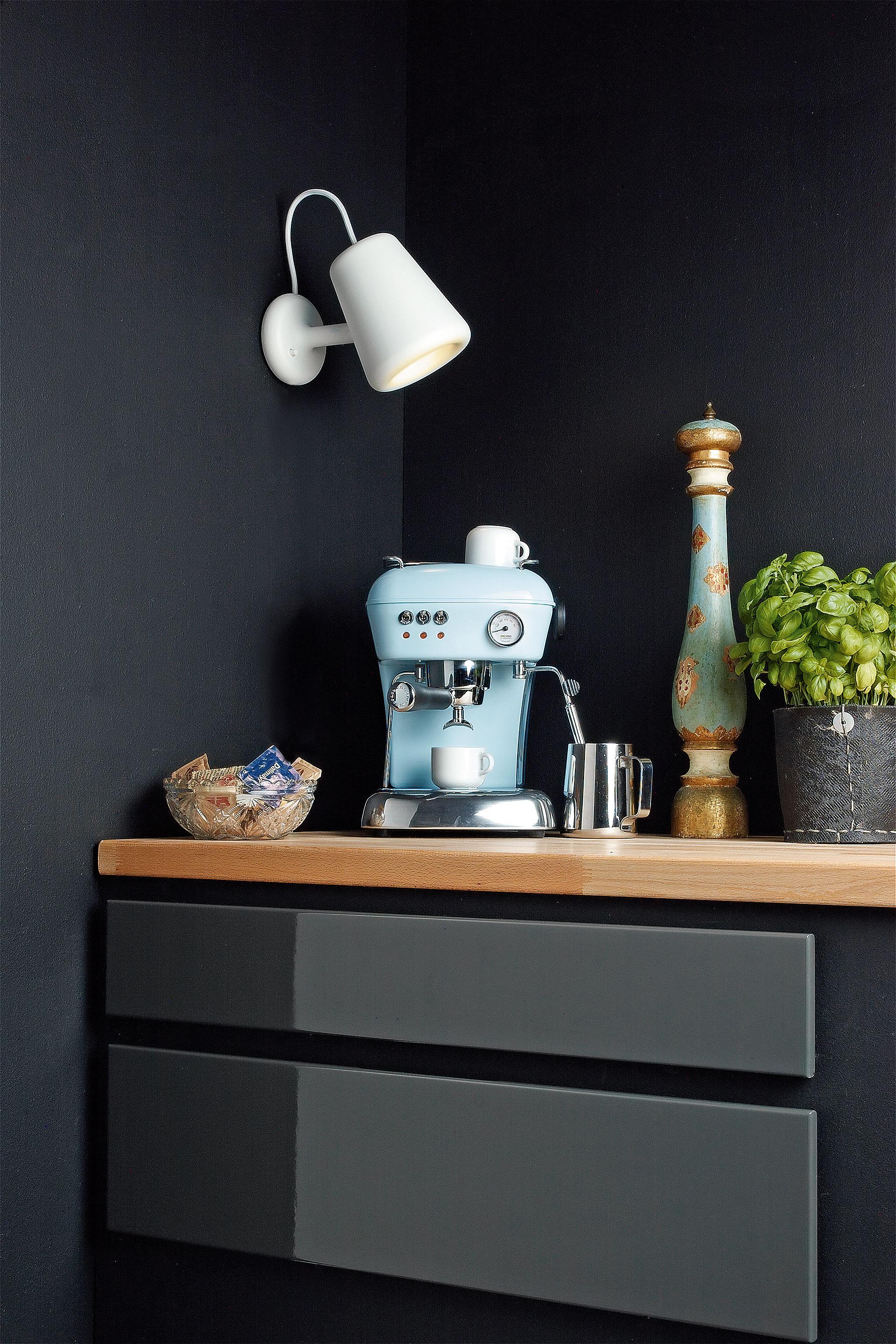 oj wandleuchte mit stromkabel mit netzstecker zum. Black Bedroom Furniture Sets. Home Design Ideas