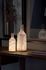 Alabast Large - LED Wireless lamp - / H 39 cm - Alabaster by Carpyen