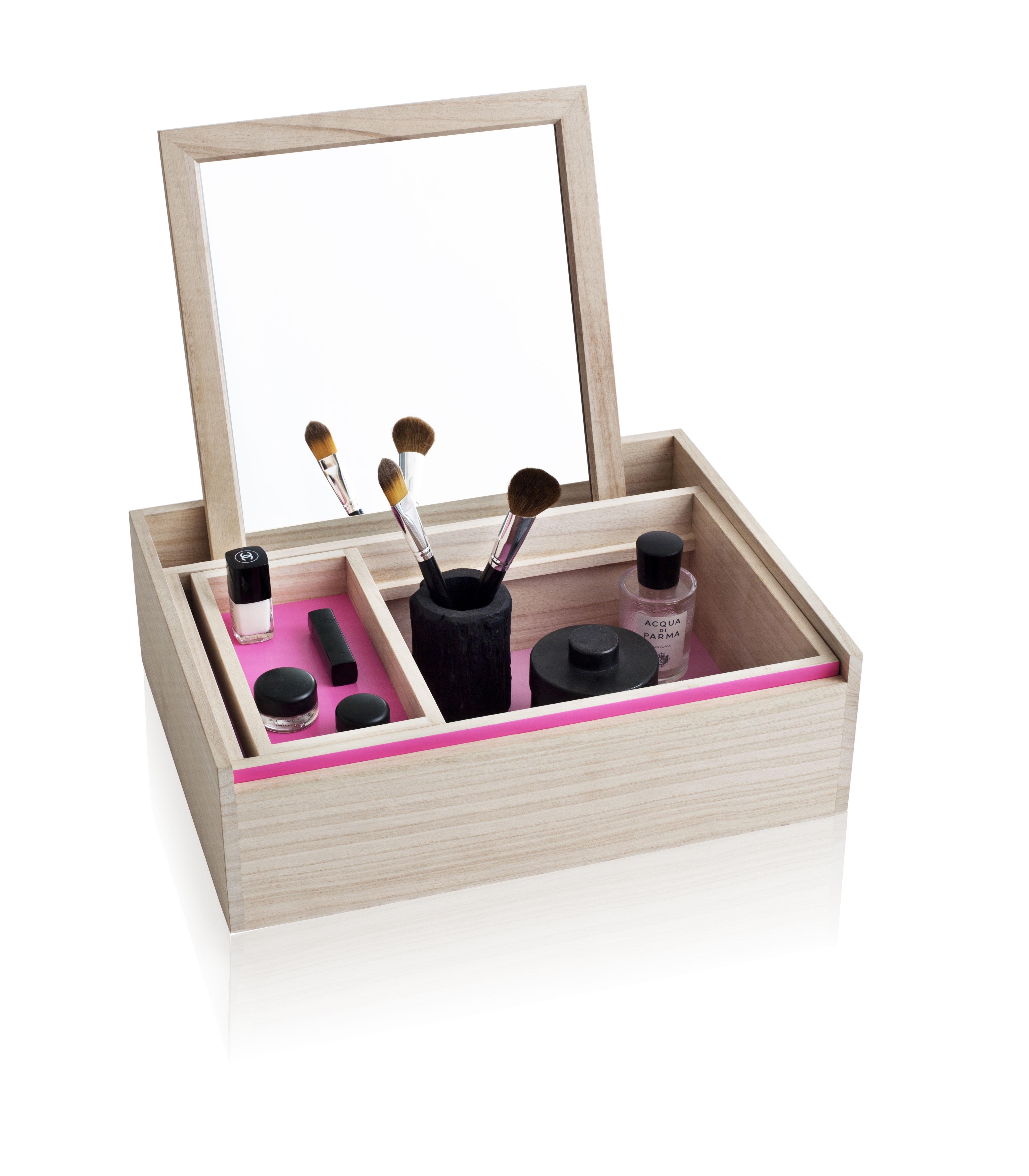 bo te bijoux balsabox personal coiffeuse 42 x 32 cm. Black Bedroom Furniture Sets. Home Design Ideas