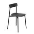 Chaise empilable Fromme / Aluminium - Petite Friture